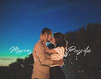 Marcos & Priscila ''save the date''