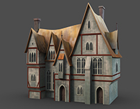 3D Buildings From Shift