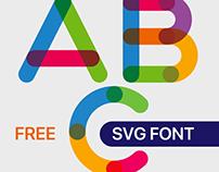 Multicolore FREE SVG Font