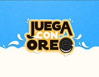OREO Chile / Juega con Oreo (#PlayWithOreo)