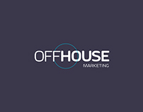 Identidade Visual OffHouse Marketing