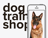 Specialized pet store for dog training