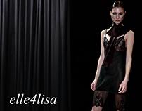 ELLE4LISA PARIS POUR FEMME LOOK 4