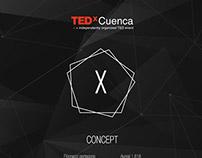 TEDx Cuenca 2015 UX/UI