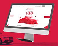 Audi A4 launching
