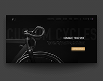 Bicycle UI Design Concept