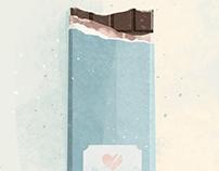 | chocolate is always a good idea |
