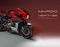 MH900 Heritage