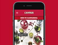 Camparisma. La App de Campari
