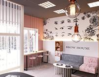 BROW HOUSE