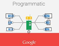 Google Programmatic Illustration