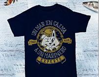 WEIRD Clothing Presents: SAILOR CAT.