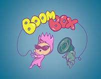 Ilustração Boombox