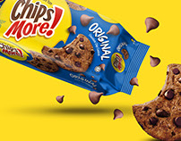 Chipsmore Rebranding