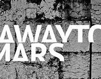 AWAYTOMARS FW 15 /16