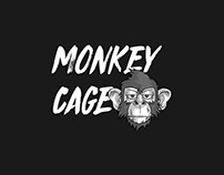 MONKEY CAGE // Corporate Design + Branding // 2019