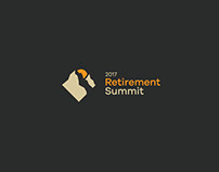 Retirement Summit branding