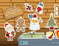 Cartão de Natal - Fieg 2010