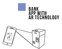 Bank app with AR