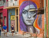 Achilles Street Art