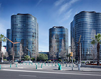 Consolat Suís a Barcelona. Edificis Trade