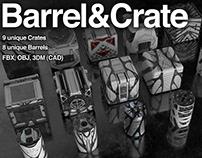 Barrel&Crate :: Kitbash