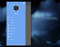 CLEAN MENU (XML)