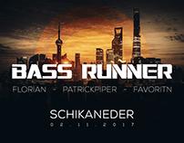 Bass Runner Poster