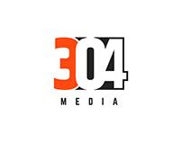 Logo for 304Media