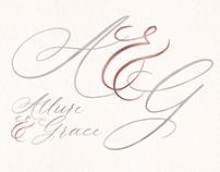 Allure & Grace Font