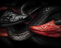 Asics Snake Pack