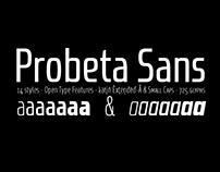 Probeta Family Fonts