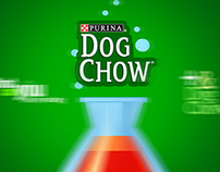 Illustration for Dog Chow