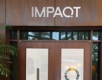 Office Entrance Branding