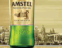 Amstel adaptations
