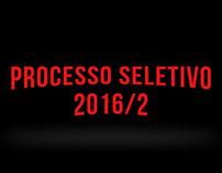 Processo Seletivo Jrs. 2016/2 - ESPM-Sul