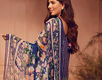 Khaadi Un-Stitched luxury collection