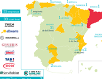 Companies leaving Catalonia in the face of independence