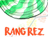 Rang Rez - A walk through the dyer's market