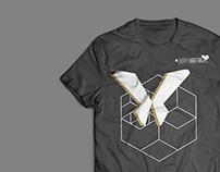 Light The Night Walk: T-Shirt Design