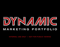 Dynamic Tire Marketing Portfolio
