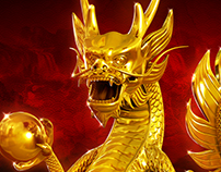 Golden Dragon - cleos casino