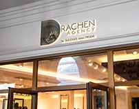 Logo - Drachen Agency