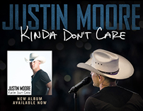 Justin Moore | Kinda Don't Care
