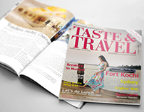 Magazine Vol 2 Issue 3-Taste & Travel