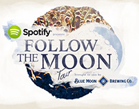 Spotify - Follow The Moon Tour