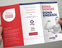 AXION ENERGY - Propuesta de campaña