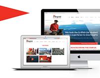 INTEGRAL   website design