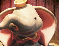 Fanart Disney DUMBO