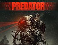 Predator fanart poster